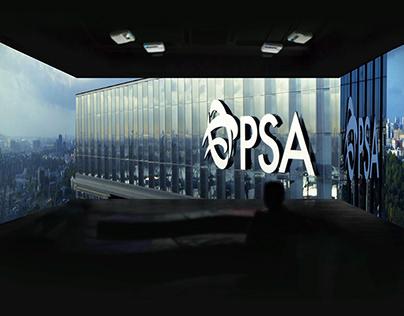 An Immersive PSA Port Tour Experience