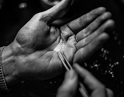 Tabery jewellery | branding photo