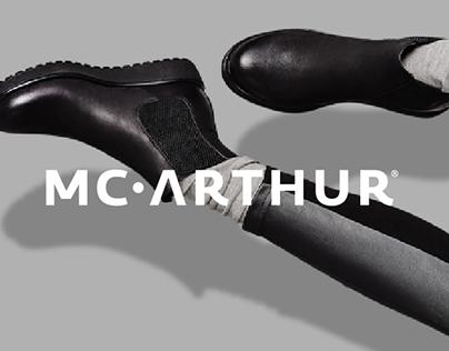 McArthur rebranding