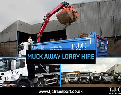 Muck away company - TJC Transport