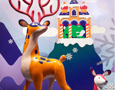 "Lotte World Mall_season VM ""Let's enjoy Amazing Winter"""