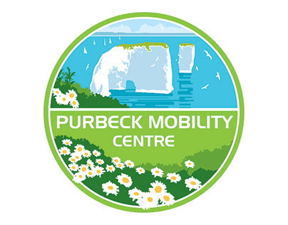 PURBECK MOBILITY CENTRE -Branding project