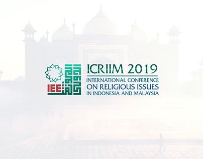 Logo design for IICRIIM - Unida Gontor