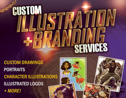 Illustration Service