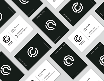 Conoley Cleaning Visual Identity