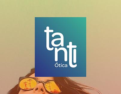Tanti Ótica_Branding