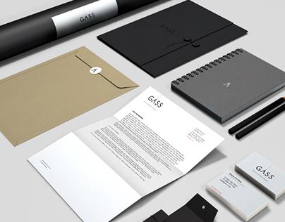Gass Architecture Studios: Brand Refresh