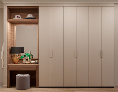 Green Quarter Apartment - Interior Design