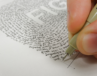 One Word In A Sea of Words
