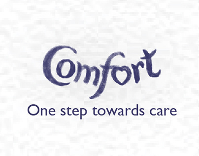 Comfort- Advertising Campaign