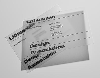 Lithuanian Design Association