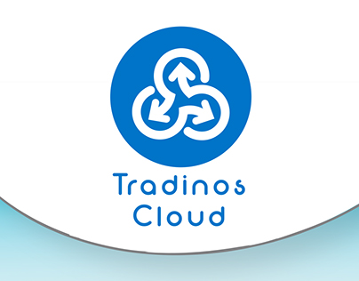 Tradinos Cloud web design