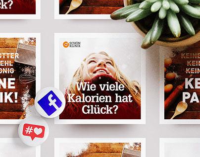 Schön Klinik – Social Media Campaign