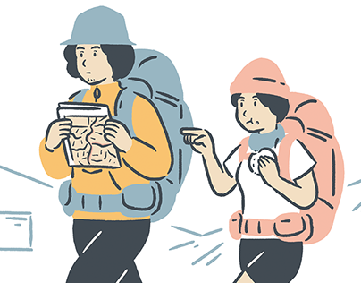 How To Fit Your Backpack by Gregory Taiwan