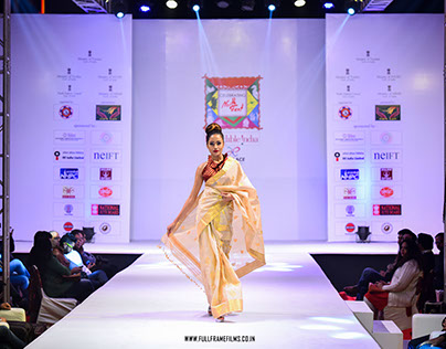 North East Fashion Show, New Delhi, India