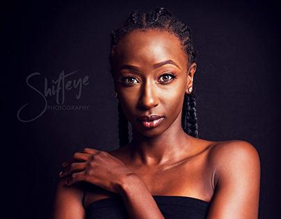 Shamina Rajab - Model Portfolio Shoot