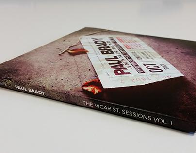 Paul Brady: The Vicar St. Sessions Vol. 1