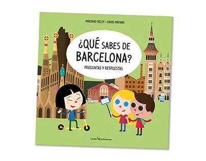 ¿Qué sabes de Barcelona?