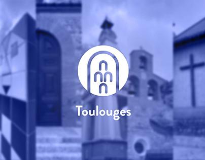 Toulouges / Identité visuelle / Logo