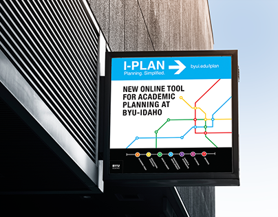 BYU-Idaho I-Plan Launch Campaign & Website