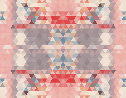 100 Pattern Collages
