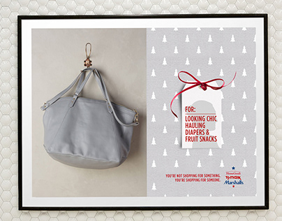 TJX Companies Holiday. Integrated Campaign.