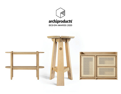 East & Roots Collection by Karpenter for Design Award