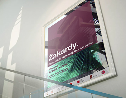 Graphic design of the exhibition
