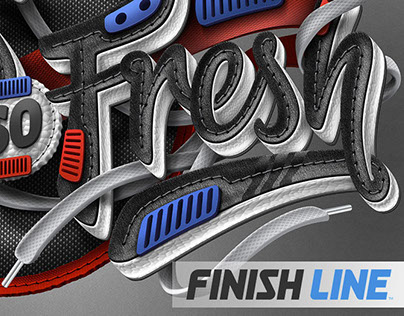 Finish Line Illustrations