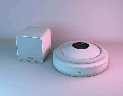 Bose Speaker Design