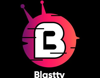 BlastTv Branding