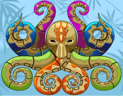 """Slotmachine - """"Aztec secrets"""""""