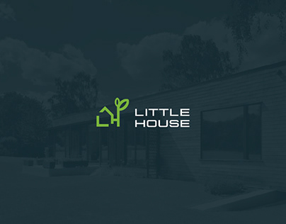 Little House - logo