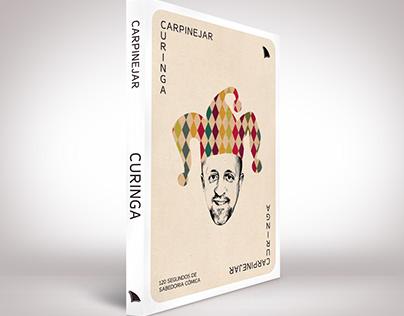 Capa e ilustração do livro do Carpinejar