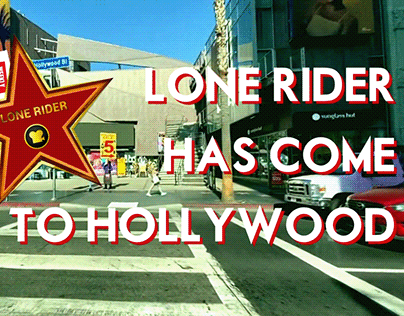 LoneRider Chinese Theatres TCL IMAX