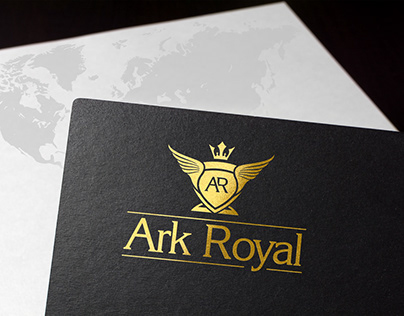 Ark Royal logotype