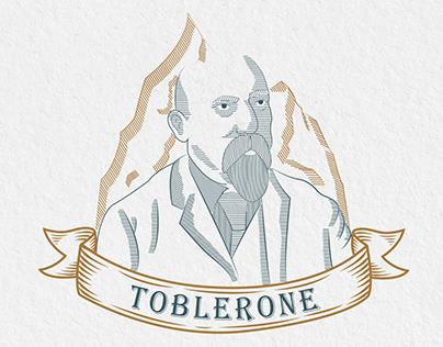 "TOBLERONE ""New Logo"""