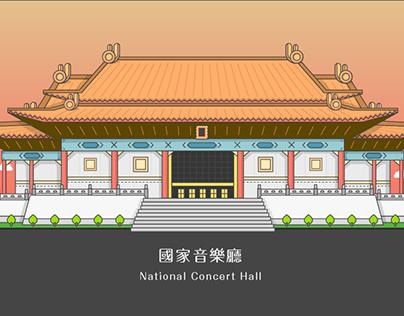 Famous Landmarks of Taiwan