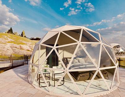 Dome cabin design