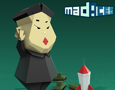 Mad Aces game characters