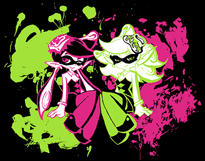 Anarchy Squids