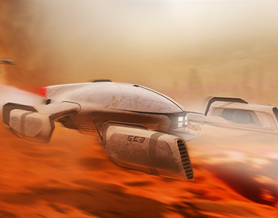 SPACE racer - making of