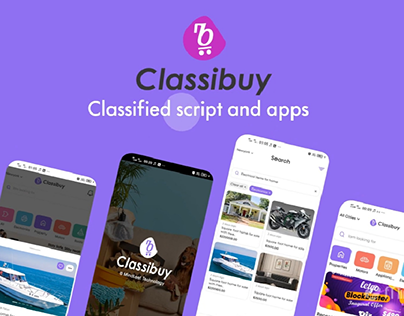 Trendy and User Friendly UI crafted Classified Script