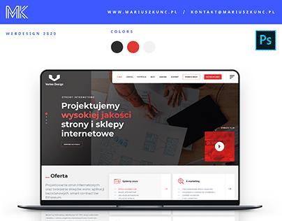 Interactive Agency / Agencja Interaktywna / webdesign