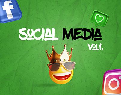 Social Media (Vol 1)