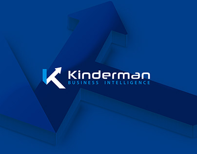Kinderman BI - Brand and Web design