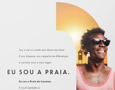 Praia de Iracema - Campanha Bairro