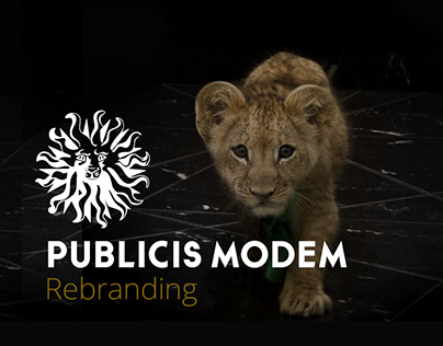 Publicis Modem, rebrand