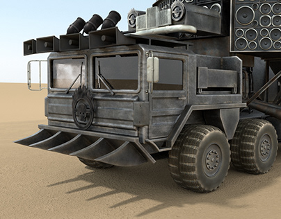 The Doof Wagon