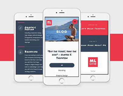 MLONE Web Design